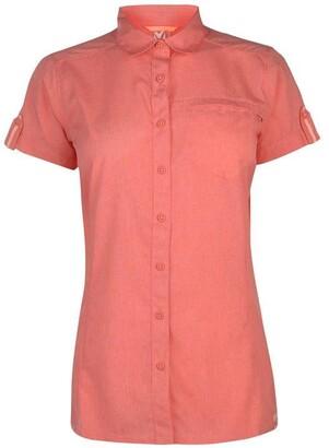 Millet Arpi Short Sleeve Shirt Ladies