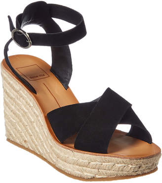 Dolce Vita Paiva Suede Wedge Sandal