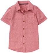 Crazy 8 Diamond Pattern Shirt