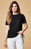 MinkPink Drawstring T-Shirt