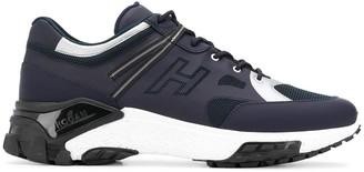 Hogan Interactive logo sneakers