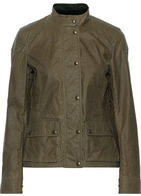 Belstaff Longham Waxed-cotton Jacket