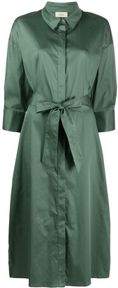 Altea Mid-Length Shirt Dress