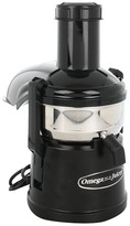 Omega BMJ390B Mega Mouth Juicer (Black) - Home