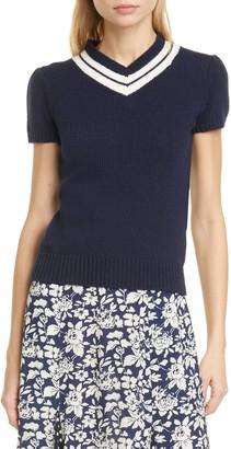 Polo Ralph Lauren Cotton & Cashmere Cricket Sweater