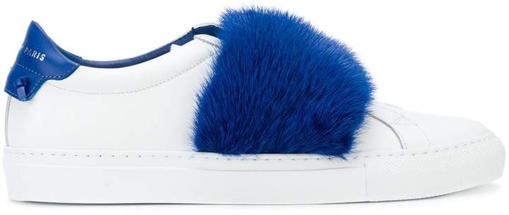 Givenchy colour-block sneakers
