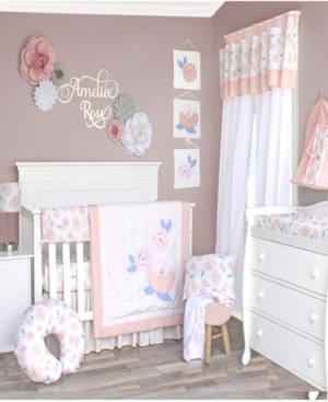 Pam Grace Creations 13 Piece Crib Bedding Set Bedding