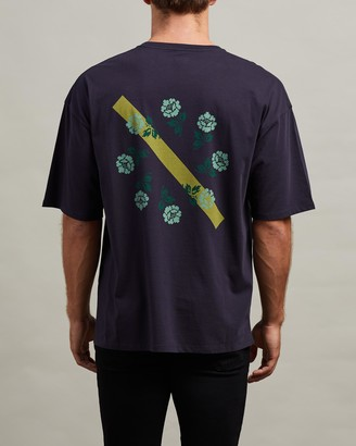 Saturdays NYC Rose New Short Sleeve Tee