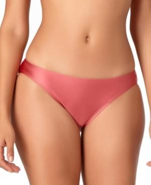 Anne Cole Studio Shine Classic Hipster Bikini Bottoms Women's Swimsuit