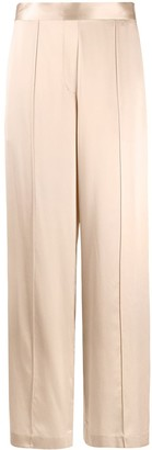 Joseph Loose-Fit Silk Trousers