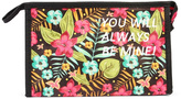 Riah Fashion Hawaiian Cosmetic Bag