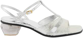 Marc Jacobs The Gem leather sandals