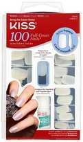 Kiss 100 Nails Active Square