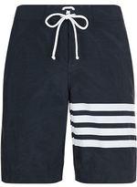 Thom Browne 4 Bar Swim Shorts