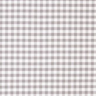 John Louden Large Check Shirting Fabric