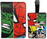 Marvel Face-Off Passport Holder & Luggage Tag