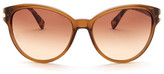 Diane von Furstenberg Women's Isabella Cat Eye Sunglasses