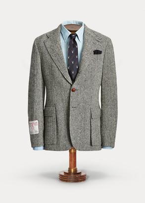 Ralph Lauren Harris Tweed Suit Jacket