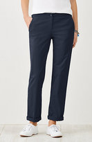 J. Jill Live-In Chino Slim Boyfriend Pants