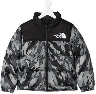 The North Face Youth 1996 Nuptse down jacket