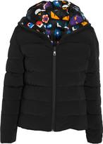 Fendi Wonders reversible shell down jacket