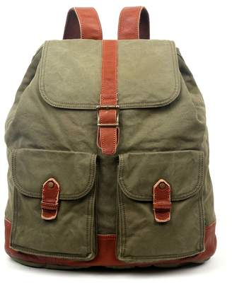 TSD Trail Breeze Canvas Backpack