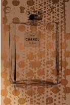 Parvez Taj Gold Spotted Chanel Art Print on Canvas