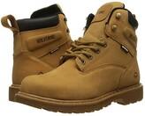 Wolverine Floorhand Steel Toe (Wheat) Men's Work Boots