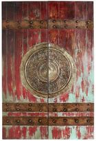 Pier 1 Imports Chinese Doors Art - Red