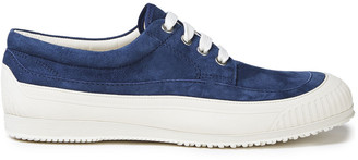 Hogan Traditional Suede Sneakers