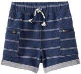 Jumping Beans Baby Boy Jumping Beans® Striped Roll Cuff Shorts