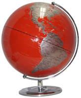 Red Ocean Desk Globe