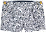 Lili Gaufrette Jacquard shorts