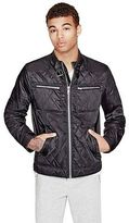 G by Guess GByGUESS Men's Contour Quilted Jacket