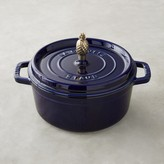 Staub Cocotte with Pineapple Knob