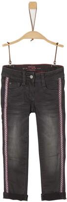 S'Oliver Girls' 53.909.71.3489 Jeans