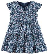 Carter's Baby Girl Ditsy Floral Dress