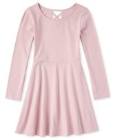 The Children/'s Place Big Girls/' Short Sleeve Ruffle Nightgown