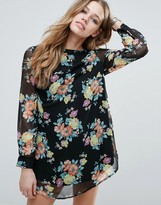 Raga Penelope Floral Print Shift Dress