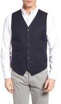 Kroon Men's Hootie Solid Cotton & Linen Vest