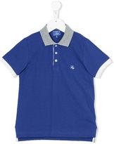 Fay Kids - logo polo shirt - kids - Cotton - 4 yrs