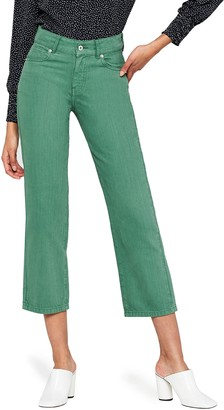 Find. Amazon Brand Women's Straight leg Cropped Jeans