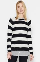 Joie Aisly Layered Cashmere Sweater