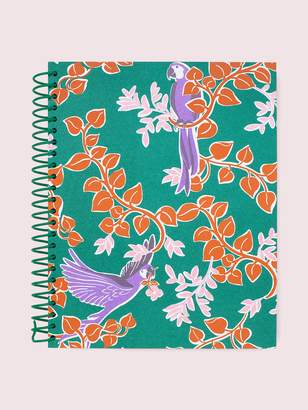 Kate Spade Bird Party Spiral Notebook