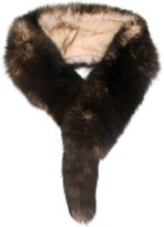 ASTRAET 'As Tail Muff' scarf