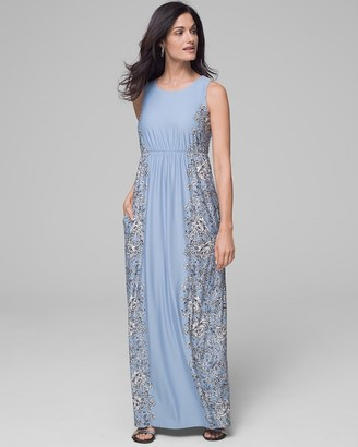 Soma Intimates High Neck Maxi Dress