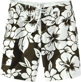 Old Navy Men's Hibiscus-Print Board Shorts