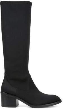 Donald J Pliner Deno Heeled Tall Boots