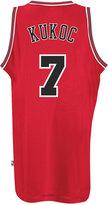 adidas Men's Toni Kukoc Chicago Bulls Retired Player Swingman Jersey