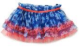 Baby Starters Baby Girls 3-12 Months Daisy-Print Tutu Skirt